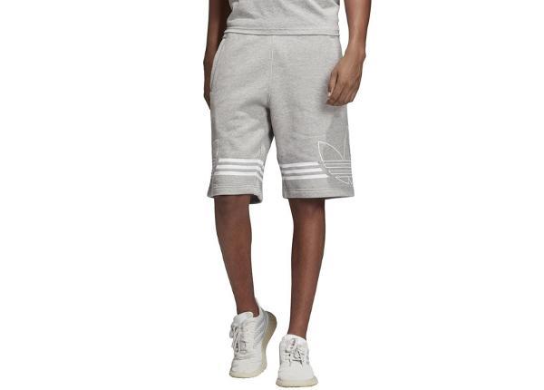 Мужские шорты meestele adidas Originals Treoil Logo M DU8136