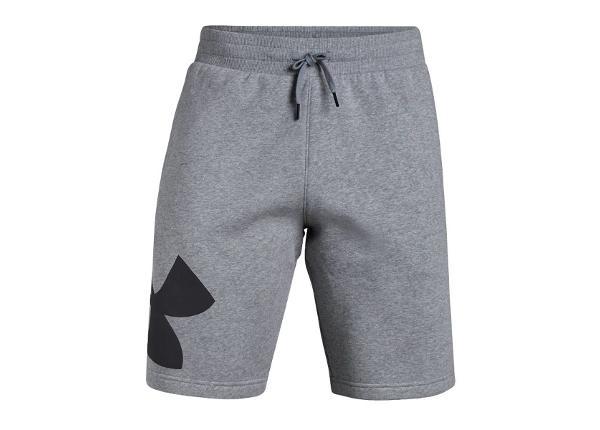Мужские шорты Under Armour Rival Fleece Logo M 1329747-035