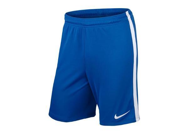 Lasten jalkapalloshortsit Nike JR League Knit JR 725990-463