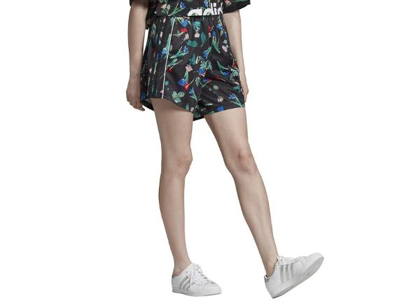 Женские шорты adidas Originals Flower Allover Print W EC1873