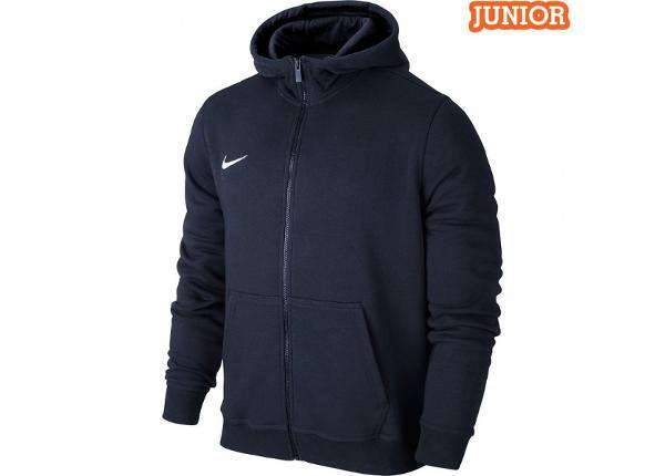 Pusa lastele Nike Team Club FZ Hoody JR 658499 451