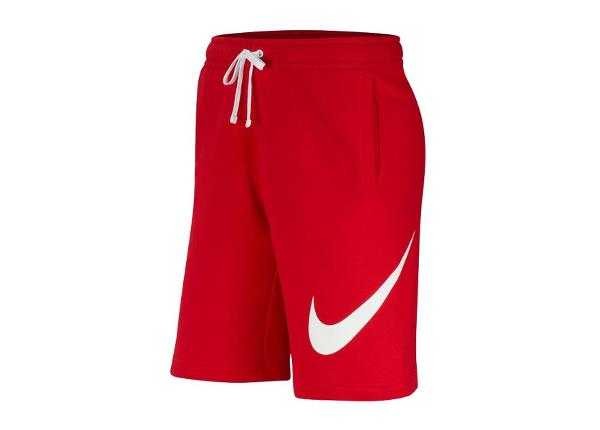 Miesten shortsit Nike NSW Sportswear Fleece Explosive Club M 843520-659