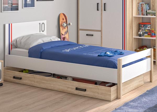 Кровать Kylian 90x200 cm