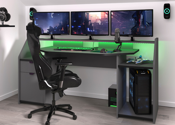 Tietokonepöytä Set Up