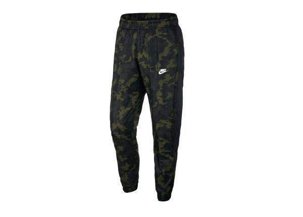 Dressipüksid meestele Nike NSW Woven Camo Track M BV2981-331