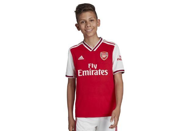 Lasten jalkapallopaita Adidas Arsenal Home Jersey JR EH5644