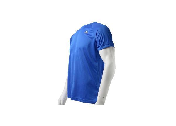 Мужская тренировочная футболка adidas Base Plain Tee M AC4318