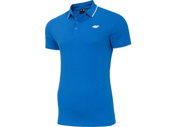 Мужская поло рубашка 4F M H4Z19 TSM011 33S