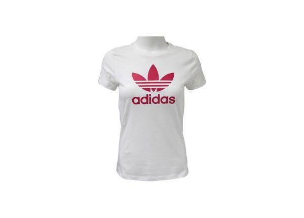 Lasten t-paita Adidas Trefoil Tee Junior BK2019