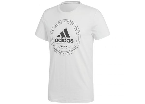 Мужская футболка adidas Adi Emblem M CV4515