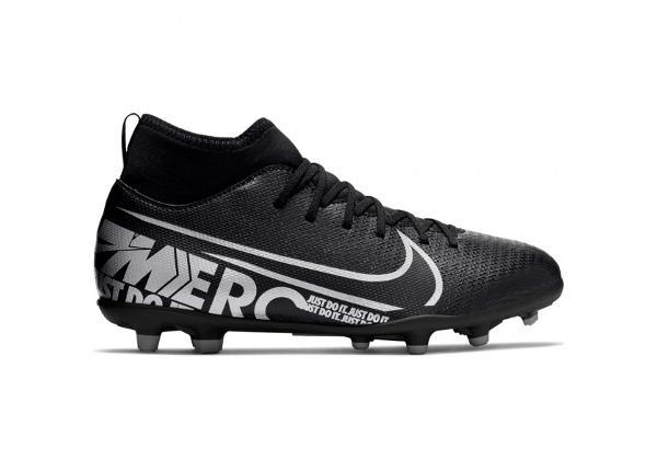 Детские футбольные бутсы Nike Mercurial Superfly 7 Club FG/MG JR AT8150-001