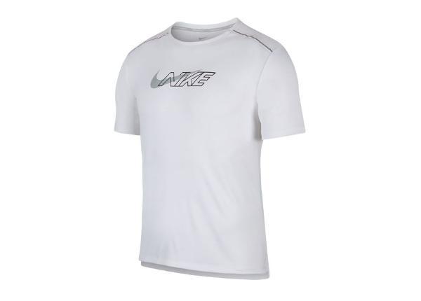 Treeningsärk meestele Nike Dry Miler SS Flash NV M BV5397-100
