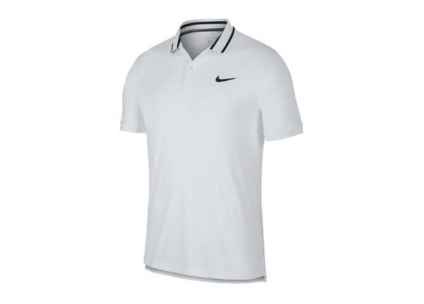 Vabaaja polo särk meestele Nike Court Dry Polo Piqué M BV1194-100