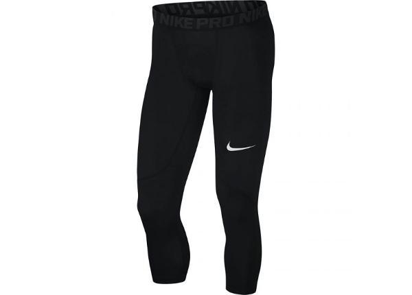Мужские спортивные штаны Nike NP TGHT 3QT M 838055 010
