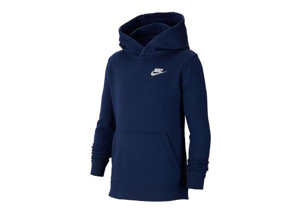 Laste dressipluus Nike NSW PO Hoodie Club JR BV3757-410