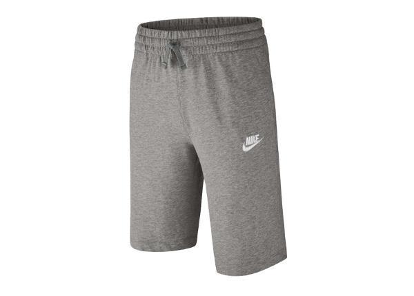 Lasten treenishortsit Nike NSW Jersey JR 805450-063