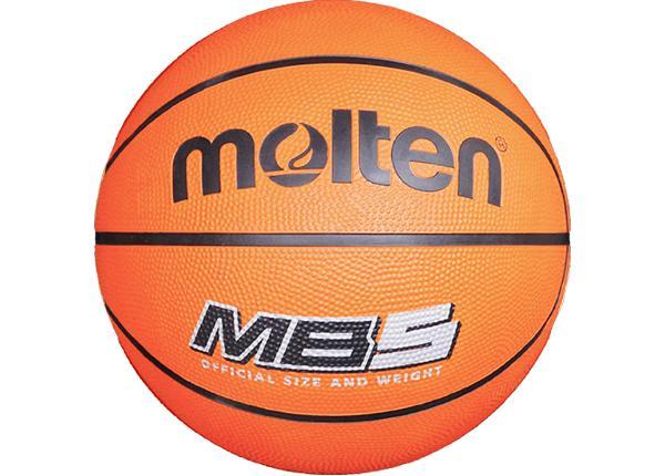 Баскетбольный мяч Training Mb5 резина Molten