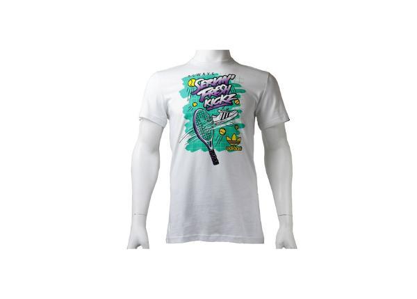 Мужская футболка adidas Video Game Tee M Z36494