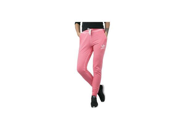Naisten verryttelyhousut Adidas Orginals W Washed Pant W AB2143