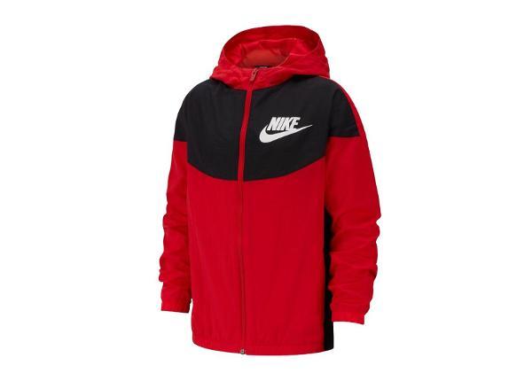 Kilejope lastele Nike NSW Woven Jacket JR BV7423-657