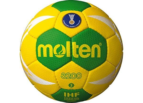 Käsipall H2X3200-Yg sünteetiline nahk Molten