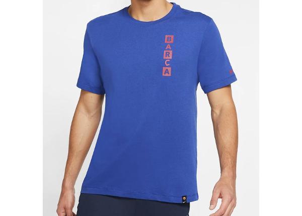 T-särk meestele Nike FC Barcelona Tee Kit Story M AQ7514-455