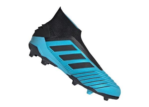 Детские футбольные бутсы adidas Predator 19+ FG JR G25788