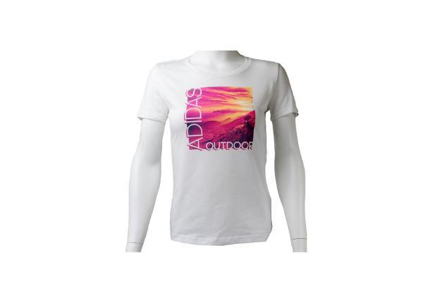 Мужская футболка adidas ADI Landscape Tee M AI5930
