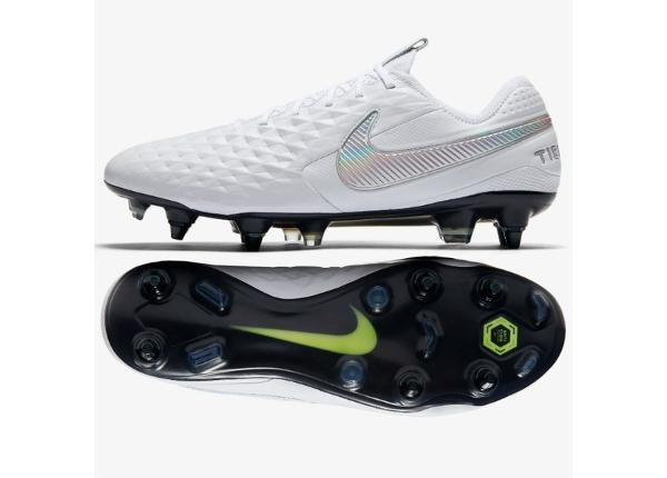 Jalgpallijalatsid meestele Nike Tiempo Legend 8 Elite SG-Pro AC M AT5900-100