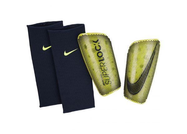 Jalgpalli säärekaitsmed täiskasvanutele Nike Merc LT Superlock CK2167 702