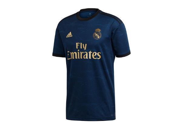 Jalgpallisärk meestele adidas Real Madrid Away Jersey T-Shirt 19/20 M FJ3151
