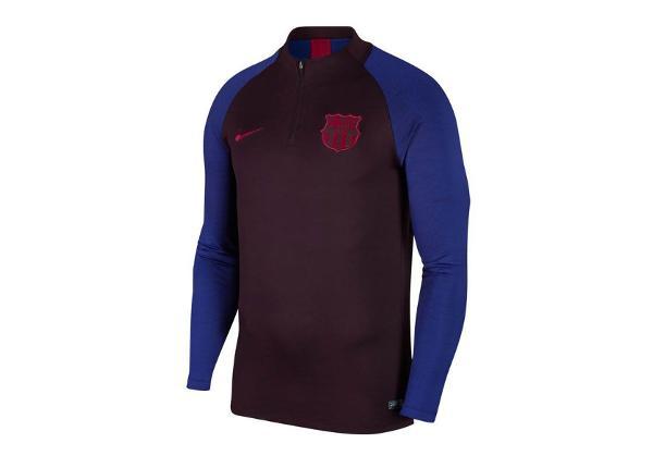 Meeste dressipluus Nike Barcelona Dry Strike Drill Top M AO5159-662