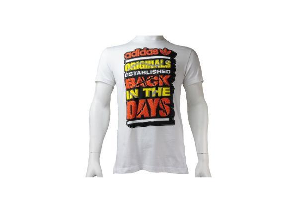 Мужская футболка adidas Hertiage Tee M Z36492