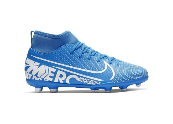 Детские футбольные бутсы Nike Mercurial Superfly 7 Club FG/MG Jr AT8150-414