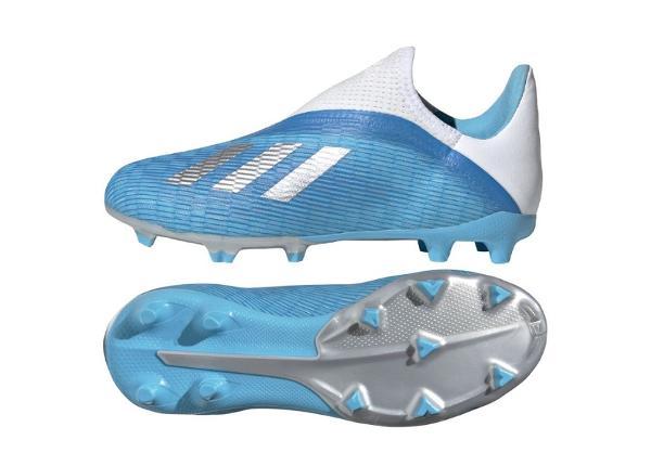 Детские футбольные бутсы adidas X 19.3 LL FG JR EF9114
