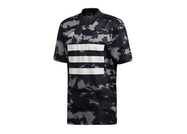 Мужская тренировочная футболка adidas Tango AOP Jerseys M DY5843