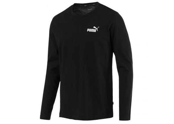 T-särk meestele Puma Essentials No.1 Logo LS Tee M 851772 01