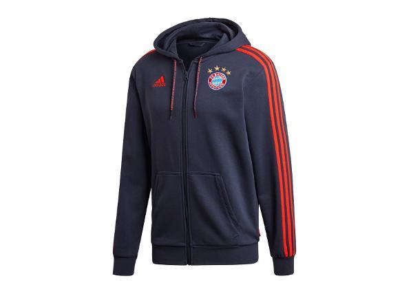 Miesten huppari Adidas Bayern Munchen FZ Hoodie M DX9228