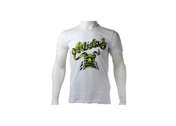 Мужская футболка adidas Mens Tentro Grph M Tee S91422