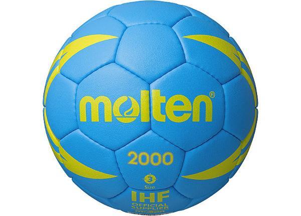 Käsipall H3X2000 sünteetiline nahk Molten