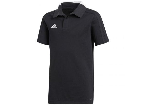 Мужская футболка adidas Condivo 18 Cotton Polo JR CF4373
