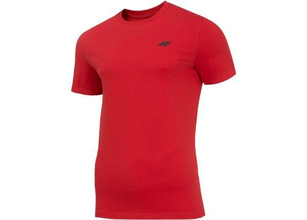 Мужская футболка 4F H4Z19 M TSM070 62S