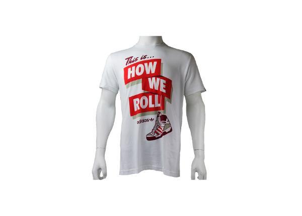 Мужская футболка adidas Type Tee M Z36496