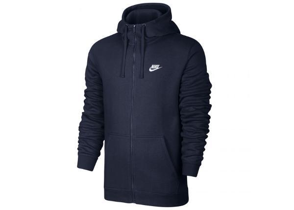 Meeste dressipluus Nike NSW Hoodie FZ FLC Club M 804389 451