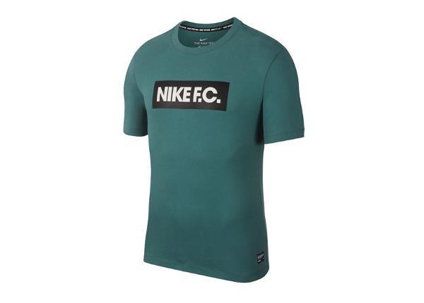 Treeningsärk meestele Nike F.C. Dry Tee Seasonal Block M AQ8007-362