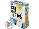 Plekkpurk 3D Cat Food 4L