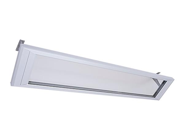 Инфракрасная нагревательная панель, стекло 550 Вт