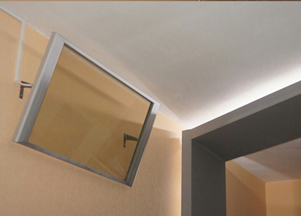 Инфракрасная нагревательная панель, стекло 1700 Вт