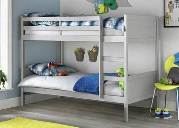 Двухъярусная кровать 90x190 cm