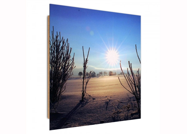 Настенная картина Desert sun 3D 30x30 см